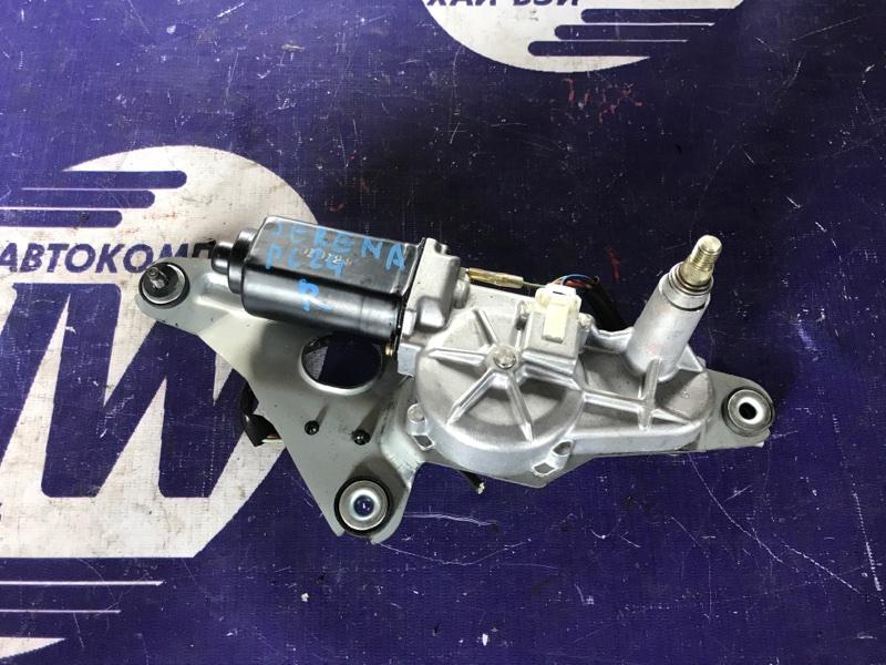 Моторчик заднего дворника Nissan Serena PC24 SR20DE (б/у)