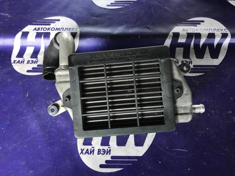 Интеркулер Mitsubishi Pajero Mini H58A 4A30T (б/у)