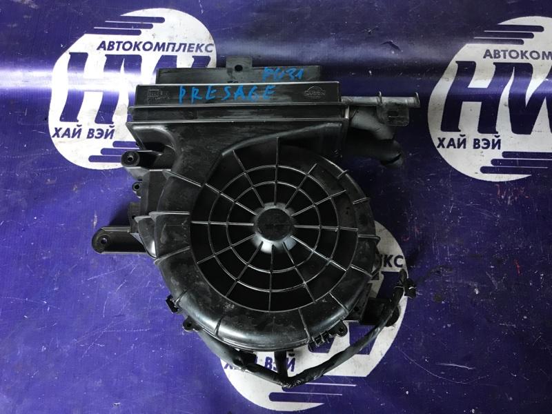 Мотор печки Nissan Presage PU31 VQ35 (б/у)