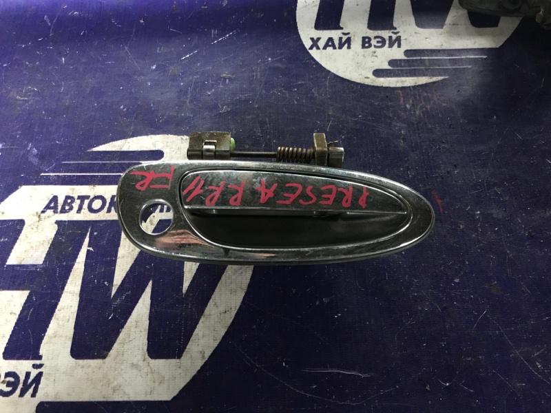 Ручка двери внешняя Nissan Presea PR11 SR18 передняя правая (б/у)