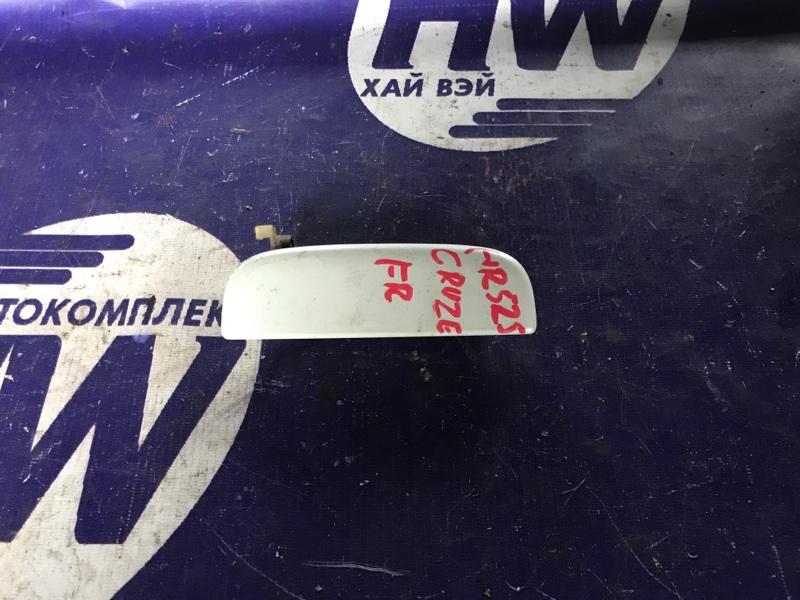 Ручка двери внешняя Suzuki Chevrolet Cruze HR52S M13A передняя правая (б/у)