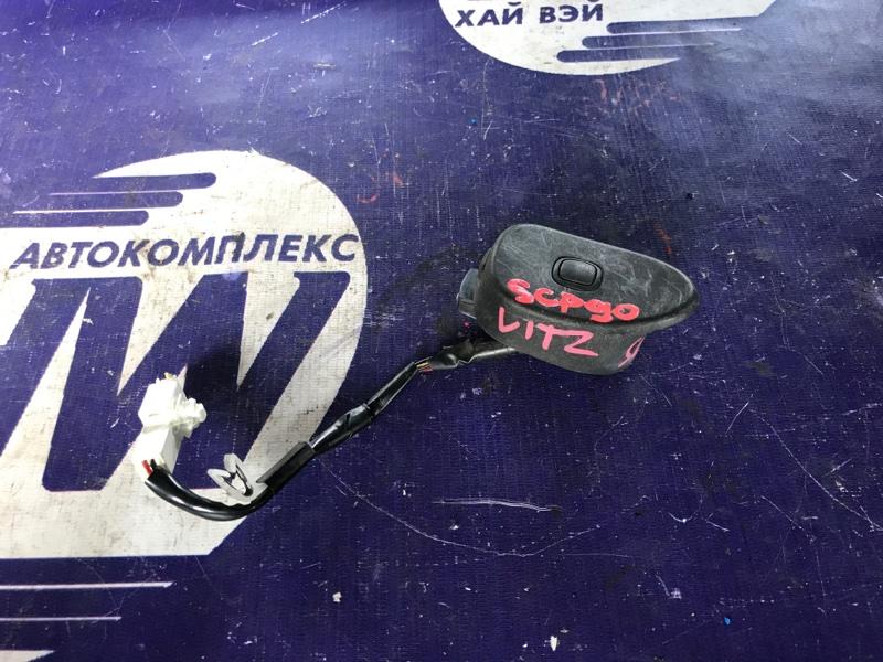 Ручка задней двери Toyota Vitz SCP90 2SZ (б/у)