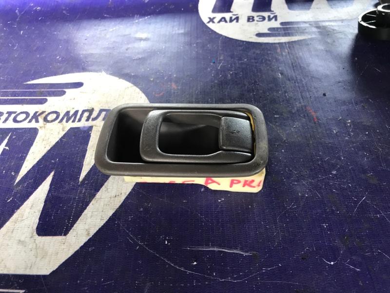 Ручка двери внутренняя Nissan Presea PR11 SR18 передняя правая (б/у)