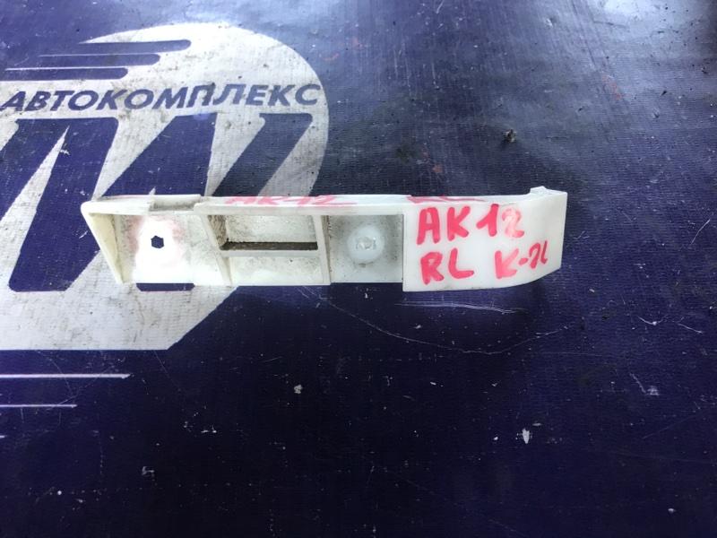 Крепление бампера Nissan March AK12 CR12 заднее левое (б/у)