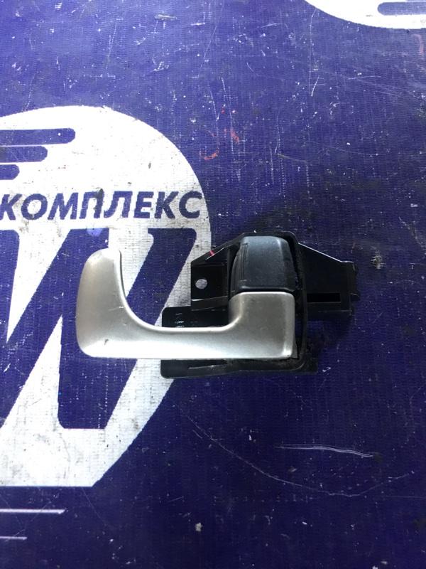 Ручка двери внутренняя Mitsubishi Pajero Mini H58A 4A30 правая (б/у)