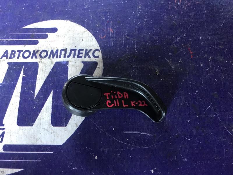 Ручка сиденья Nissan Tiida C11 HR15 левая (б/у)