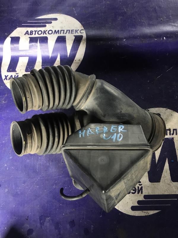 Патрубок воздушного фильтра Toyota Harrier MCU10 1MZ (б/у)