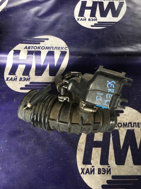 Патрубок воздушного фильтра Nissan Serena PC24 SR20DE (б/у)