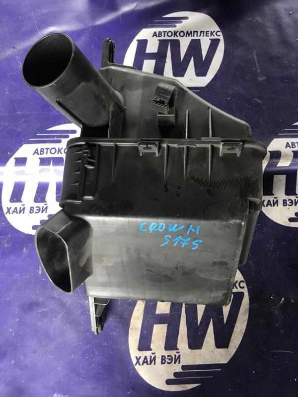Корпус воздушного фильтра Toyota Crown JZS175 2JZFSE (б/у)