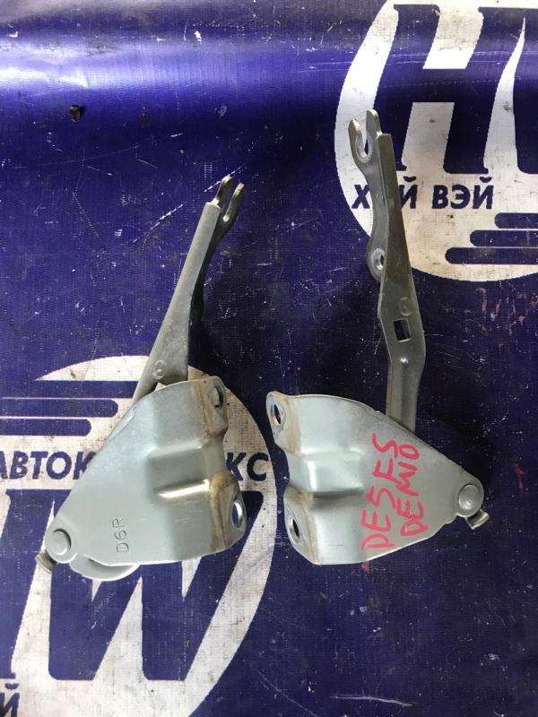 Петля капота Mazda Demio DE5FS ZY (б/у)