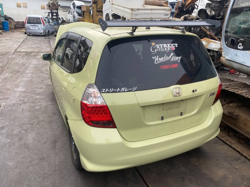 Спойлер Honda Fit GD1 L13A (б/у)