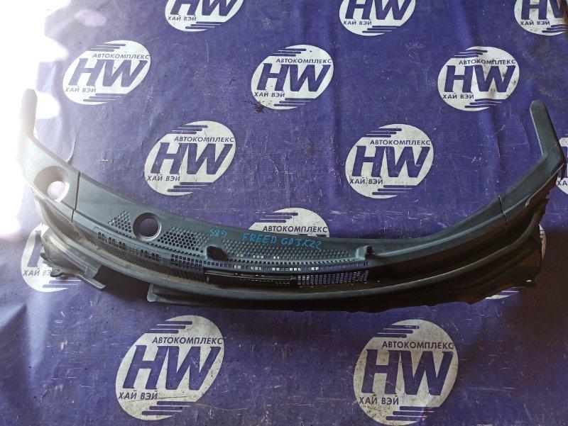 Жабо Honda Freed GB3 L15A 2008 (б/у)
