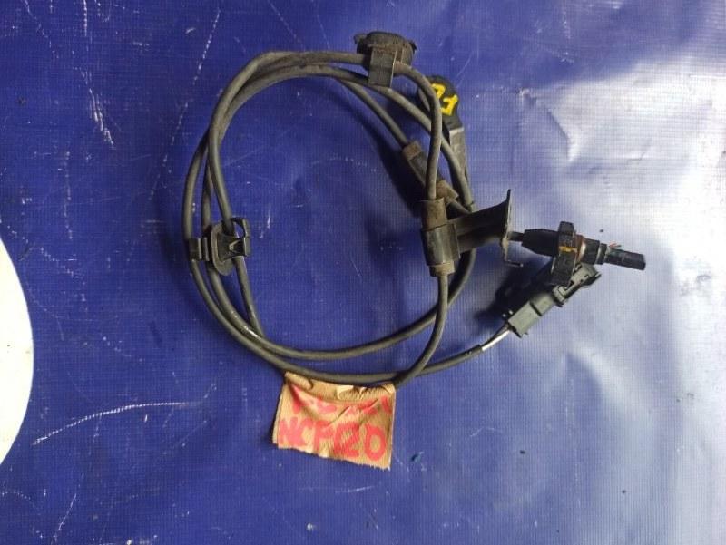 Датчик abs Toyota Ractis NCP120 1NZ передний левый (б/у)
