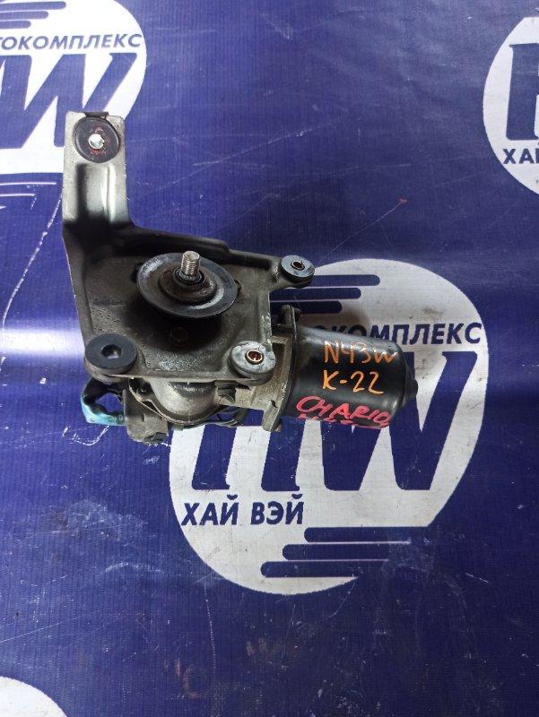 Мотор дворников Mitsubishi Chariot N43W 4G63T (б/у)