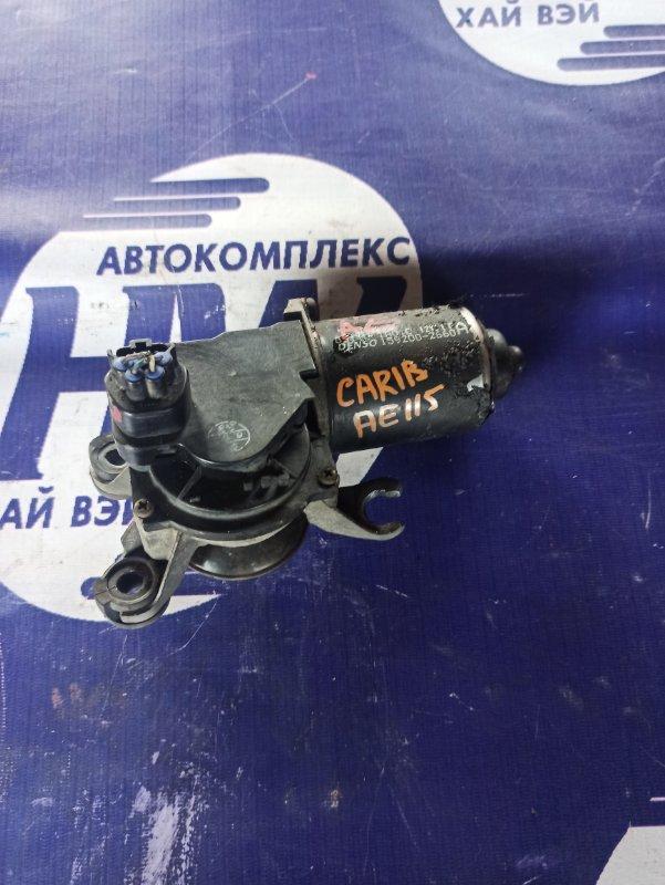 Мотор дворников Toyota Sprinter Carib AE115 7A (б/у)