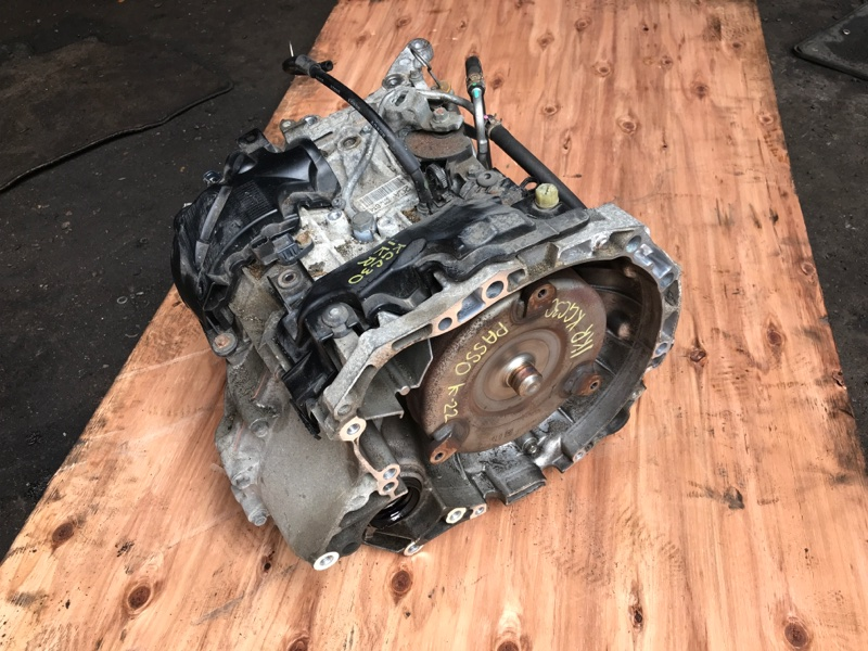 Автомат Toyota Passo KGC30 1KR (б/у)