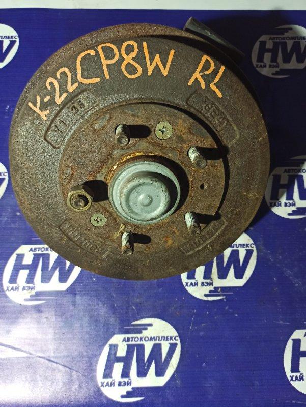 Ступица Mazda Premacy CP8W FP задняя левая (б/у)
