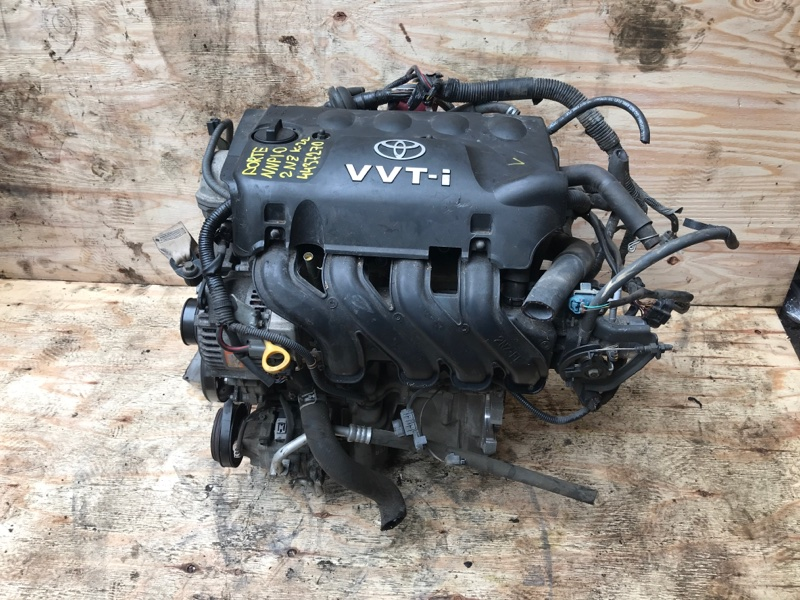 Двигатель Toyota Porte NNP10 2NZ (б/у)