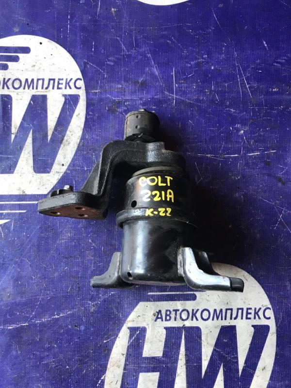 Подушка двс Mitsubishi Colt Z21A 4A90 правая (б/у)
