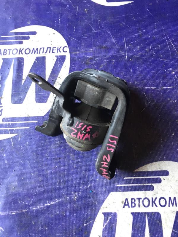 Подушка двс Toyota Isis ZNM10 1ZZ правая (б/у)