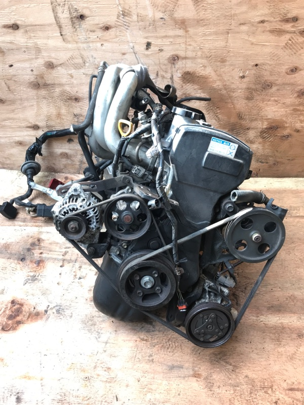 Двигатель Toyota Corolla 2 EL51 4E (б/у)
