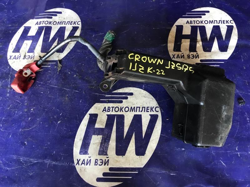 Блок предохранителей Toyota Crown JZS175 2JZFSE (б/у)