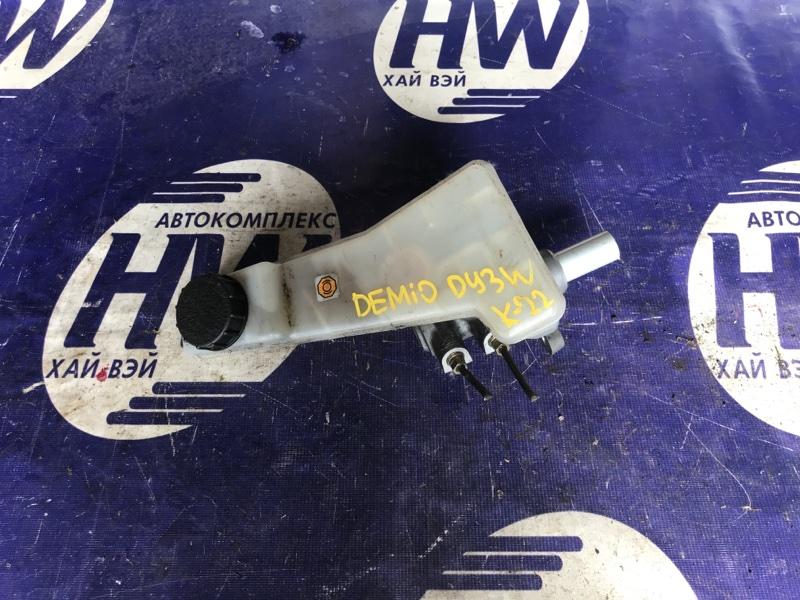 Главный тормозной цилиндр Mazda Demio DY3W ZJ (б/у)