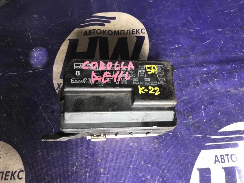 Блок предохранителей Toyota Corolla AE110 5A 1999 (б/у)