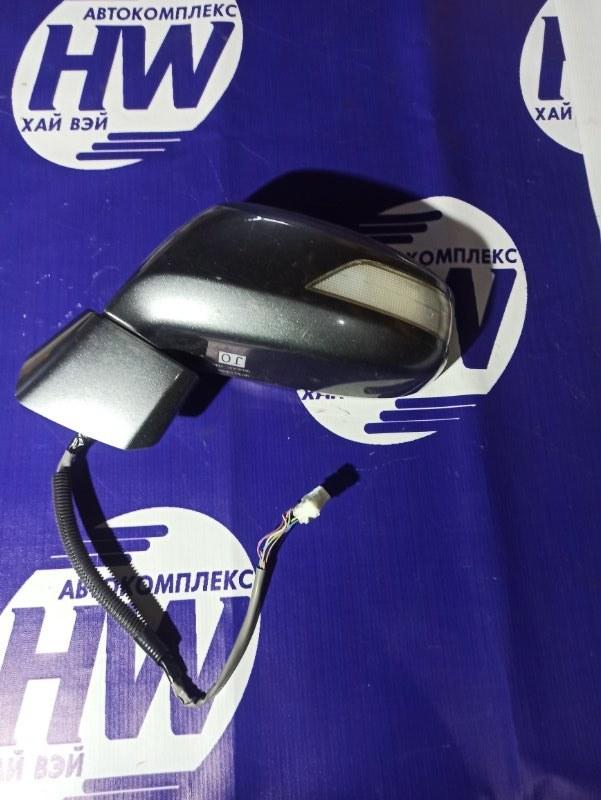 Зеркало Honda Freed GB3 L15A левое (б/у)