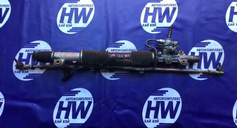 Рулевая рейка Honda Stream RN1 D17A (б/у)