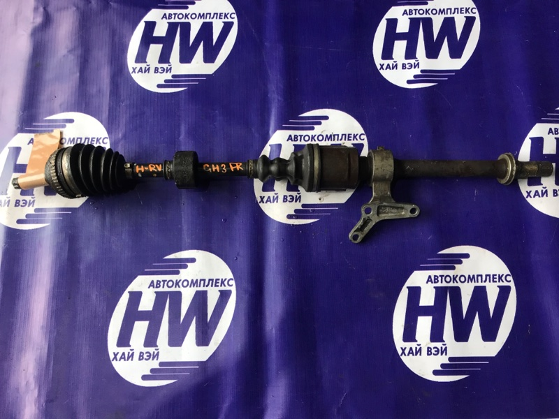 Привод Honda Hr-V GH3 D16A передний левый (б/у)