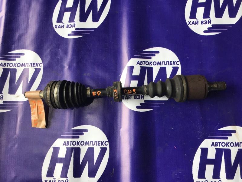 Привод Honda Hr-V GH3 D16A передний правый (б/у)