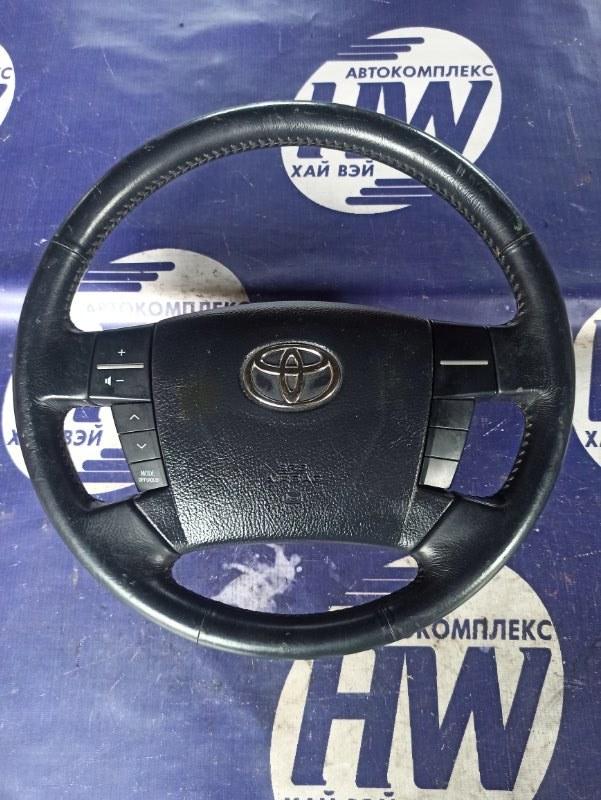 Руль Toyota Mark X GRX120 4GRFSE (б/у)