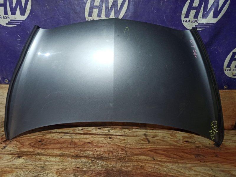 Капот Honda Fit GD1 L13A (б/у)