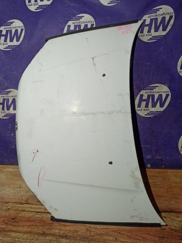 Капот Honda Hr-V GH3 D16A (б/у)