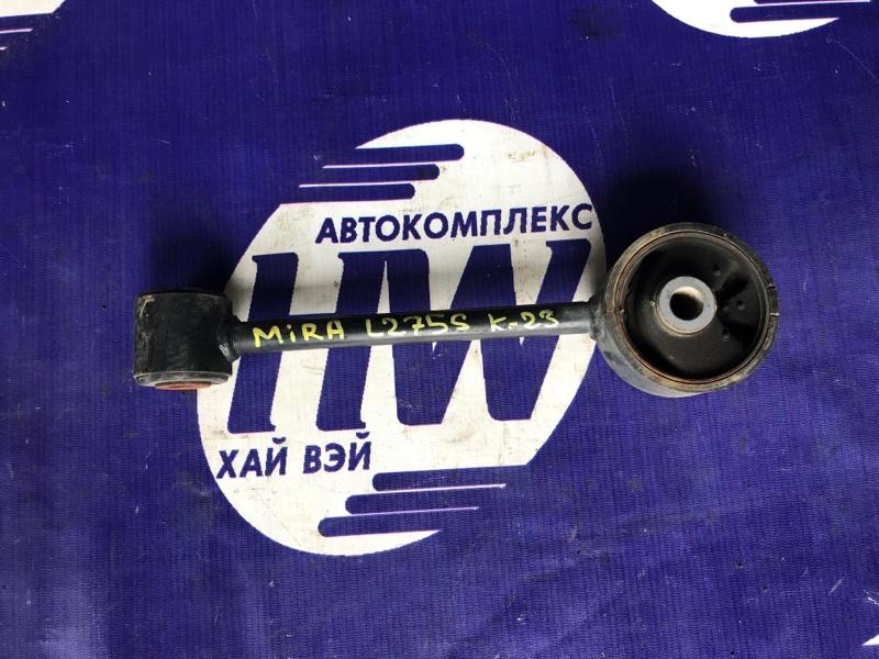 Подушка двс Daihatsu Mira L275S KFVE задняя (б/у)