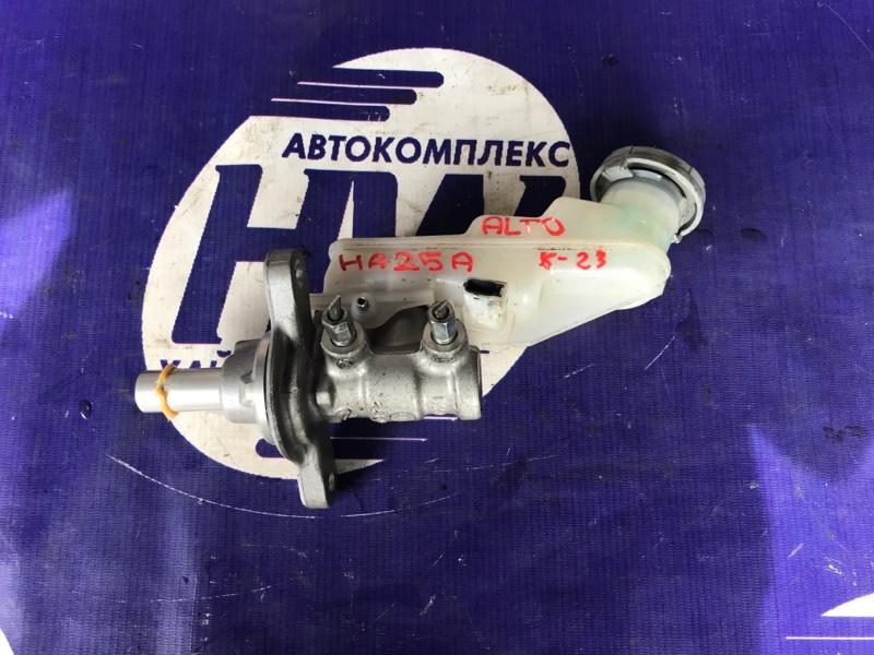 Главный тормозной цилиндр Suzuki Alto HA25S K6A (б/у)