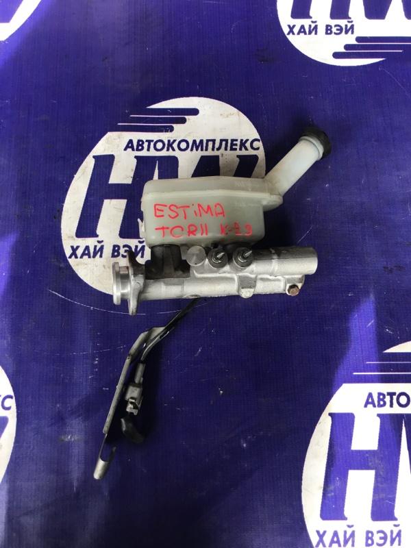 Главный тормозной цилиндр Toyota Estima TCR11 2TZFZE (б/у)