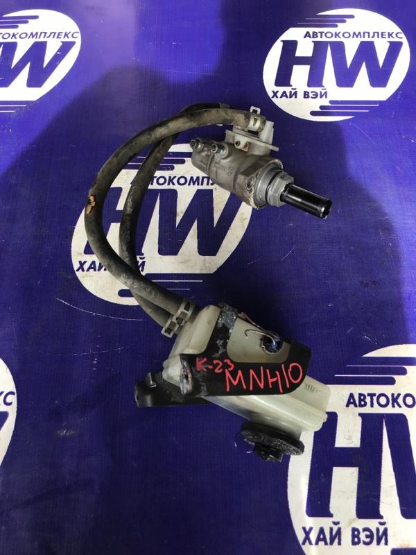 Главный тормозной цилиндр Toyota Alphard MNH10 1MZ (б/у)