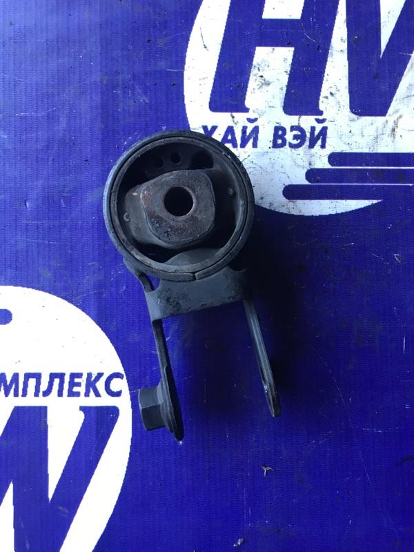 Подушка двс Toyota Vitz SCP90 2SZ задняя (б/у)