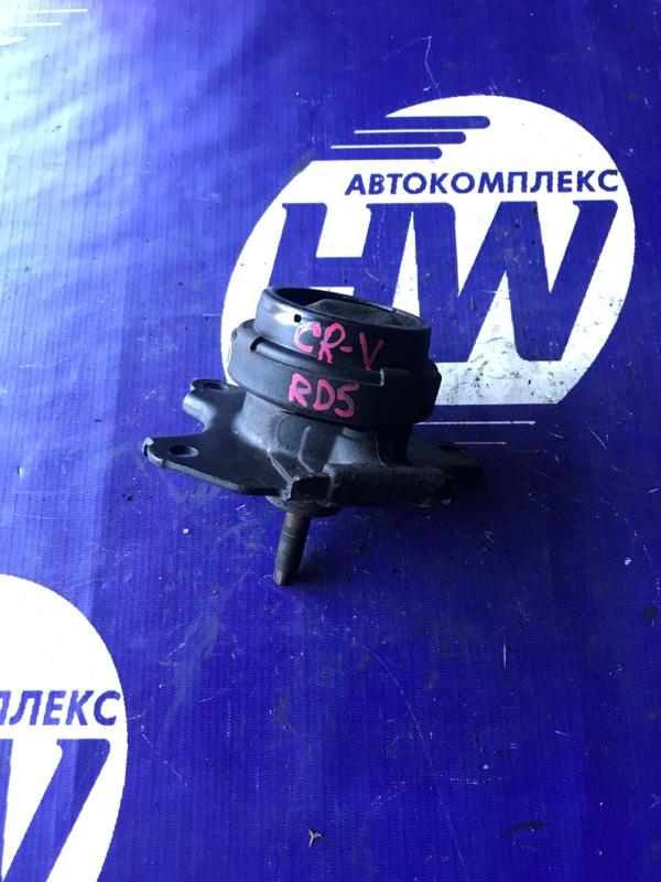 Подушка двс Honda Cr-V RD5 K20A передняя правая (б/у)