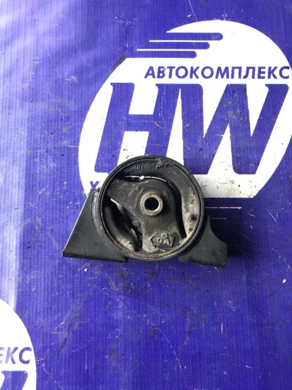 Подушка двс Nissan Wingroad WFY11 QG15 задняя (б/у)