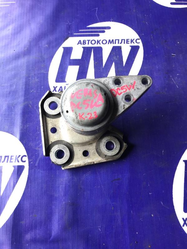 Подушка двс Mazda Verisa DC5W ZY передняя правая (б/у)