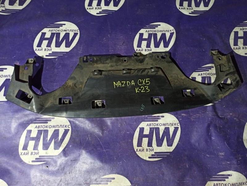 Защита двигателя Mazda Cx-5 KE2FW SH передняя (б/у)
