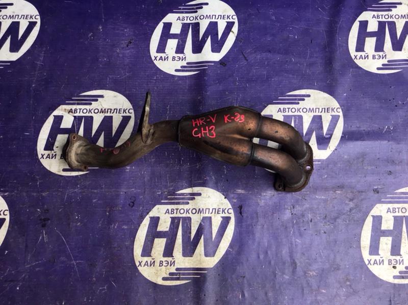 Глушитель Honda Hr-V GH3 D16A (б/у)
