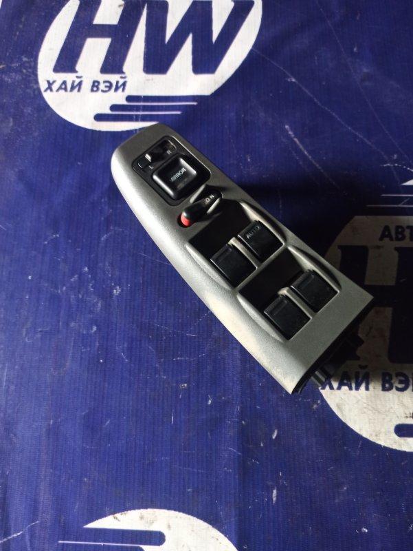 Блок упр. стеклоподъемниками Honda Odyssey RA1 F22B передний правый (б/у)
