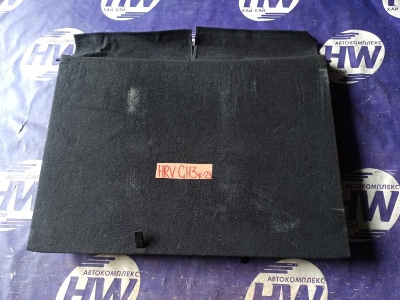 Коврик багажника Honda Hr-V GH3 D16A (б/у)