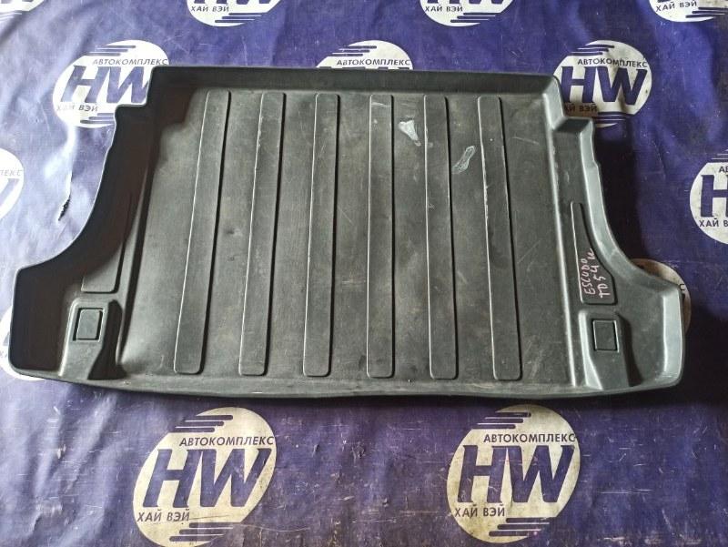 Коврик багажника Suzuki Escudo TD54W J20A (б/у)