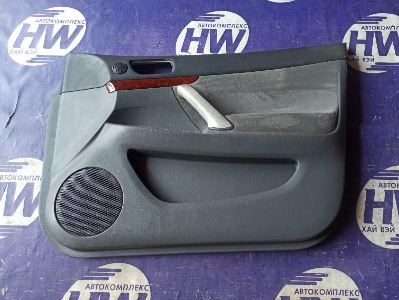 Обшивка двери Toyota Premio ZZT240 1ZZ 2003 передняя правая (б/у)