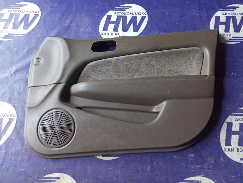 Обшивка двери Toyota Sprinter AE110 5A передняя правая (б/у)